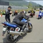 お盆で賑わう清水PAで「Fun to Ride! Meeting 2013@清水PA」が大盛況
