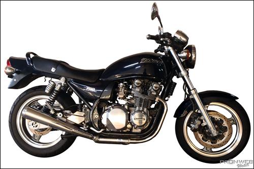 魅力的な90年代バイクのベスト1! ゼファー750/カワサキ