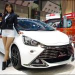 東京モーターショーでコンパクトカーの近未来を感じよう