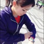 東京マラソンで使ってみた!Baby-G「BG-6900~for running~」のNewカラー