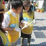 「い・ろ・は・す Twist GOMI拾い大会」が6月より東京を皮切りに全国14都市で開催