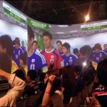 W杯:東京タワーからブラジルへ届け!日本代表のギリシャ戦、パブリックビューイングレポート