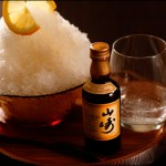 日本発!ウイスキーかき氷が京都のハイボールガーデンに登場