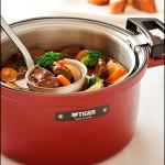 節電レシピ!保温調理鍋で作る美味しいビーフシチュー
