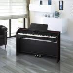 オーケストラと共演している気分を楽しめる電子ピアノがカシオから発売