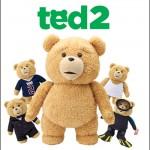 『テッド2』公開記念!PLAZAでぬいぐるみほか先行予約スタート