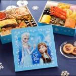 2015年の正月は『アナと雪の女王』おせちで決まり!