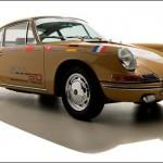 新旧ポルシェ911が「Porsche Cafe Aoyama」に展示
