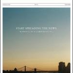 50周年を迎えるNEWYORKERが「NEWYORKER MAGAZINE特別タブロイド」を配布