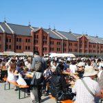 赤レンガ倉庫で「第3回宇都宮餃子祭り in Yokohama」が開催