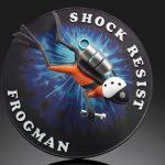 G-SHOCKと海洋堂がコラボ!新生FROGMANの「潜水カエル」がフィギュアに