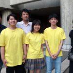 日本建築学会主催コンペで高校生が初の最優秀賞受賞