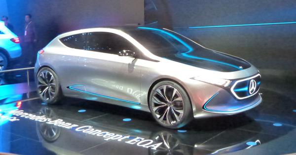 Concept EQAはアジア初公開